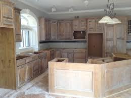 White Wash Kitchen Cabinets How To Whitewash Oak Cabinets Www Redglobalmx Kitchen Designs