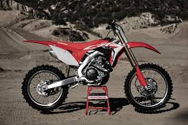 dirt bike motocross racing 2018 honda crf450r review specs new changes crf motocross