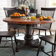 Round Table Dining Room Furniture by Beautiful Copper Top Dining Room Tables Pictures Home Design