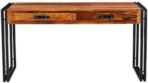 industrial console table with drawers timbergirl industrial console table reviews wayfair