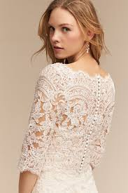 lace top wedding dress wedding dress separates two bridal gowns bhldn
