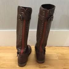 target womens boots zipper winter keep warm flat lace up non slipper plush martin