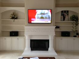fireplace ideal tv installation