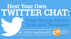 twitter chats advice tools and templates
