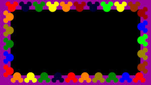 thanksgiving animated gifs colored lights border gif gifs show more gifs