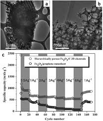applications of hierarchically structured porous materials from