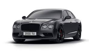 white bentley cars the dark side bentley flying spur v8 s black edition