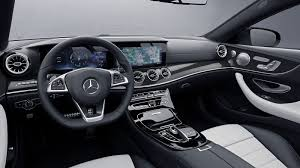 mercedes benz e class interior mercedes e class coupe edition 1 launch model limited to 555 units