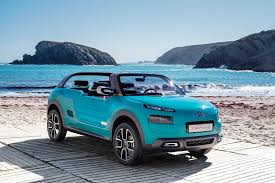 citroen cactus m concept car channels the méhari buggy spirit by