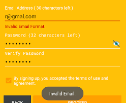 email validation pattern regex android how should i validate an e mail address stack overflow