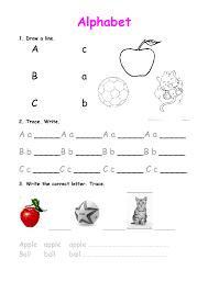 practice alphabet practice abc