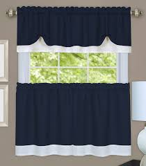 Green And White Kitchen Curtains Darcy Tier Kitchen Curtain Set Tiers Swags