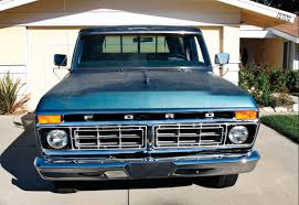 ford truck grilles grille and bumper for a 1973 1979 f series ford with