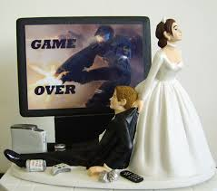 gamer wedding cake topper gamer wedding cake topper wedding cakes wedding ideas and