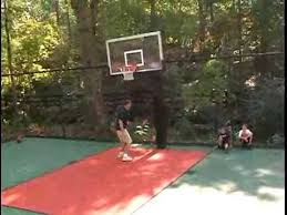 Outdoor Basketball Court Cost Estimate by Snapsports Testimonials Residential Outdoor Basketball Courts