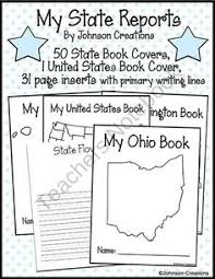 wrapping up the 50 states notebook unit studies us geography