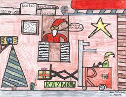 annual children u0027s forklift christmas card contest rhcc