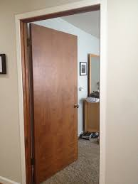 Replace Interior Doors Interior Doors Paint White Or Replace With White Panel Door