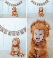 Baby Lion Costume Baby V U2013 1st Birthday Session Salt Lake City Children