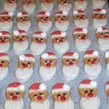 no bake santa cookies thriftyfun
