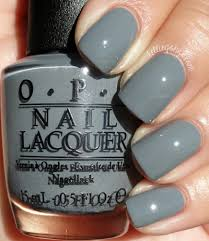 kelliegonzo opi fifty shades of grey collection swatches u0026 review