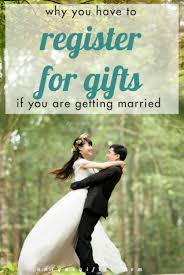 gifts to register for wedding why you to register for gifts if you are getting married
