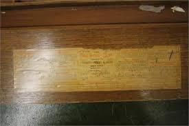 Bradford Desk An Oak