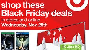 black friday november 25 sale brings target s black friday deals