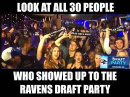Ravens Steelers Memes - lame party there ratbirds nick pittsburgh steelers memes