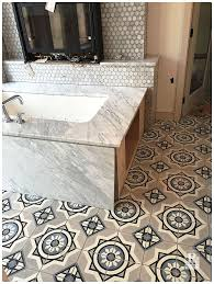 Tiles For Bathroom by Cement Tile Floors Encaustic Tiles Rustico Tile And Stone