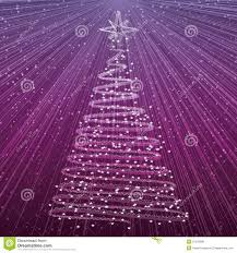 purple christmas tree christmas tree on purple background stock vector illustration of