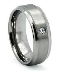 mens titanium wedding rings mens titanium wedding ring titaimum wedding band flat profile