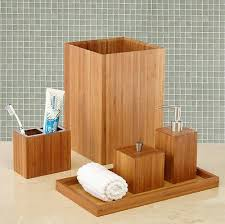 Bamboo Bathroom Accessories by Die Besten 25 Asian Bathroom Accessory Sets Ideen Auf Pinterest