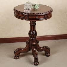 Unfinished Pedestal Table Table Beguile Unfinished Pedestal Side Table Shocking Silhouette