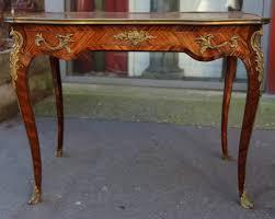 bureau de style bureau de dame style louis xv circa 1880 paul bert serpette
