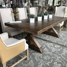 sodo rectangular dining table charcoal wood khamila furniture