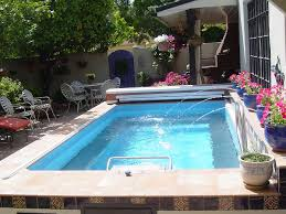 small pool backyard ideas an endless pool can fit in virtually any space swim at home even