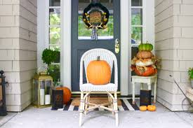farmhouse halloween home tour