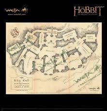 bag end floor plan bag end floor plan aspiring architect pinterest hobbit
