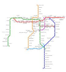 Metro Maps by Santiago Metro Map U2022 Mapsof Net