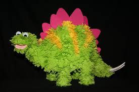 dinosaur pinata stegosaurus piñata boy