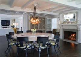 round dining room tables for 8 large round dining table seats 10 foter