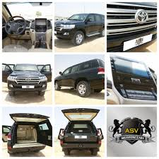 brand new toyota 2016 brand new armoured toyota land cruiser military vehicles