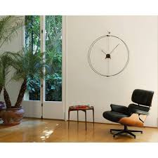 large wall clock wilhelmina designs