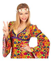 hippie hair bands hippie flower hair band as costume accessories horror shop