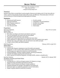 Warehouse Management Resume Sample by 20 Warehouse Job Duties For Resume Dental Assistant Resume