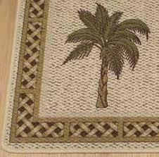 Palm Tree Bathroom Rug Palm Tree Rug Tapinfluence Co