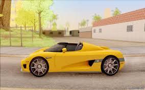 koenigsegg yellow koenigsegg for gta san andreas 25 koenigsegg car for gta san andreas