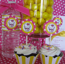 hello kitty theme party time for the holidays
