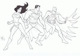 batman and superman coloring pages latest pages spiderman